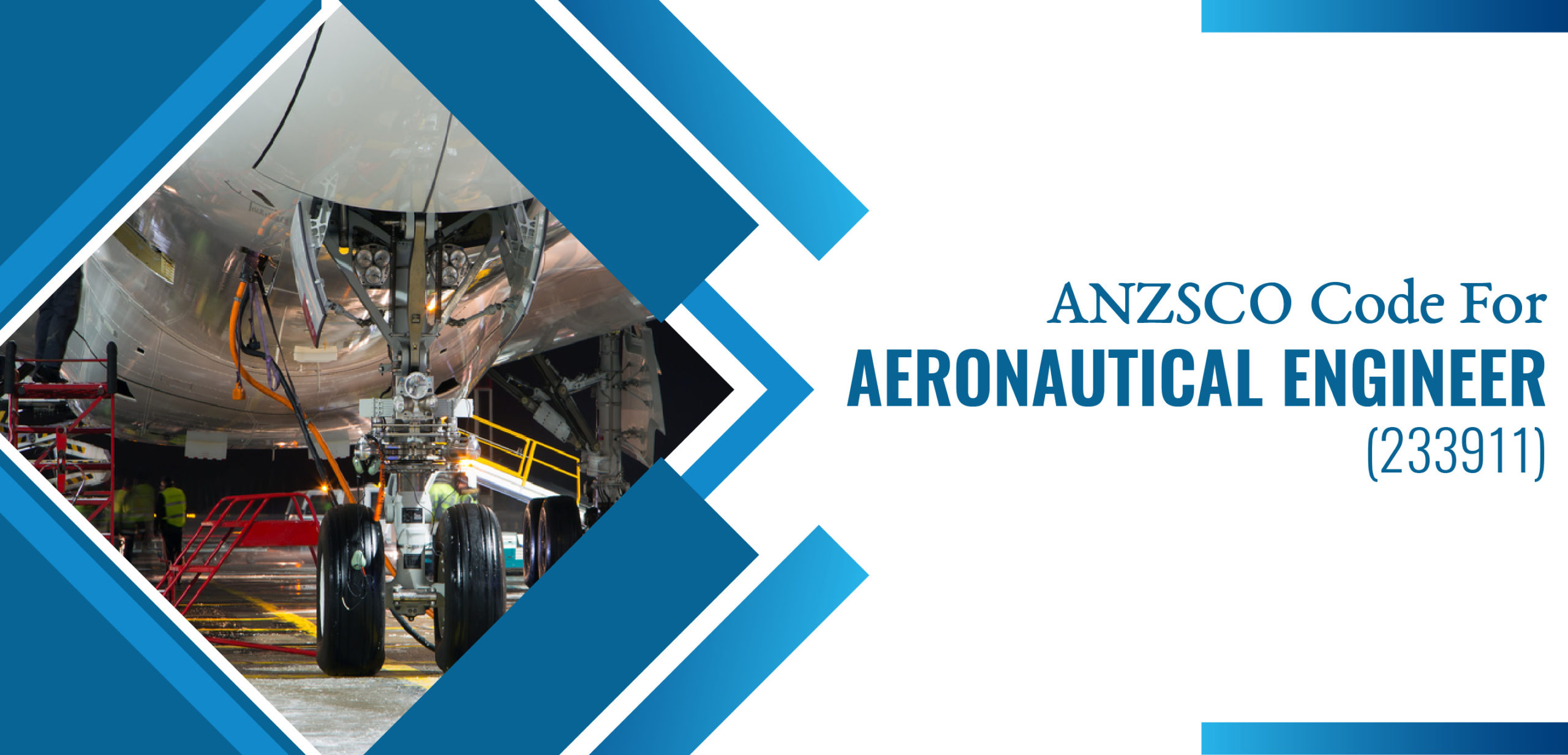 ANZSCO Code for Aeronautical Engineer