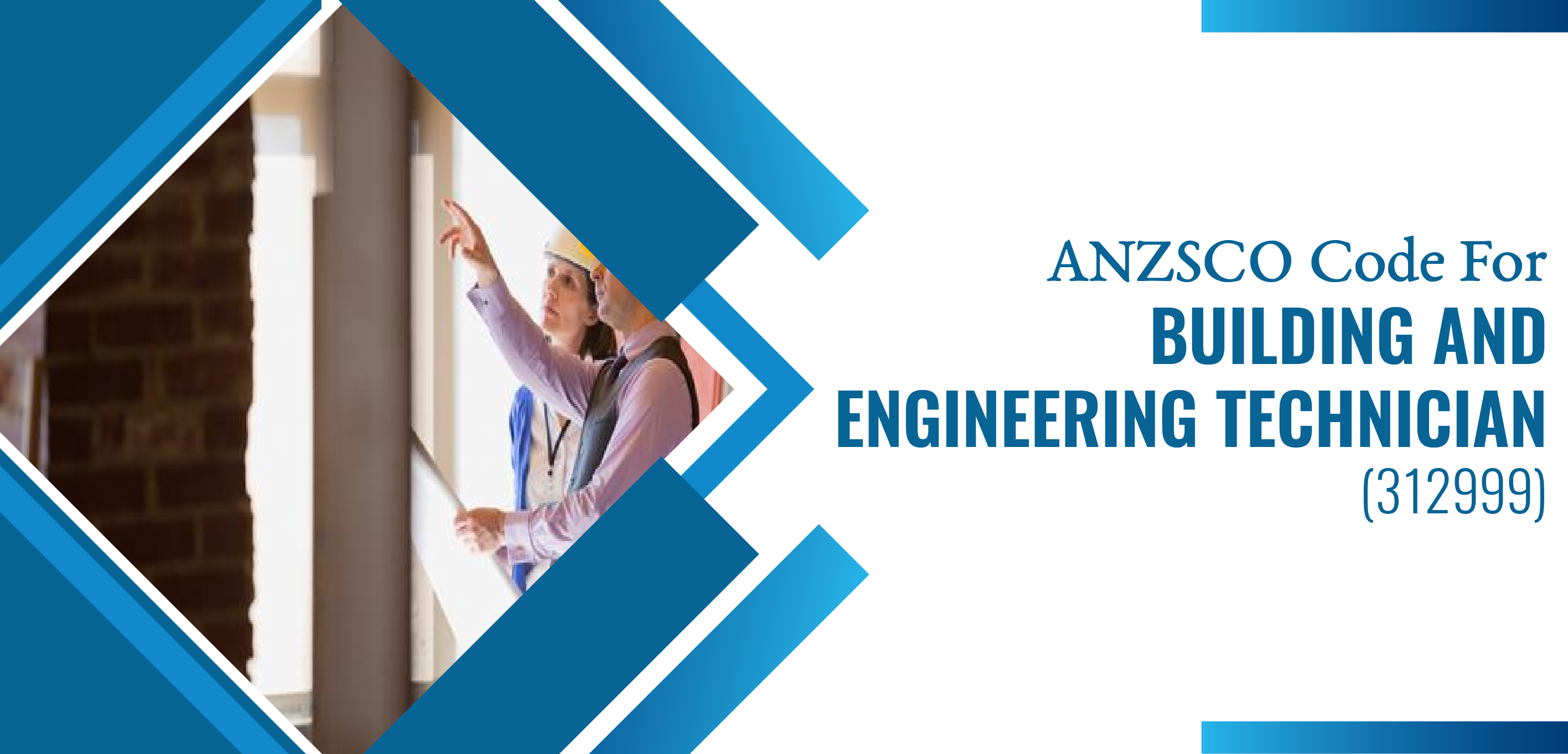 Building and Engineering Technician ANZSCO