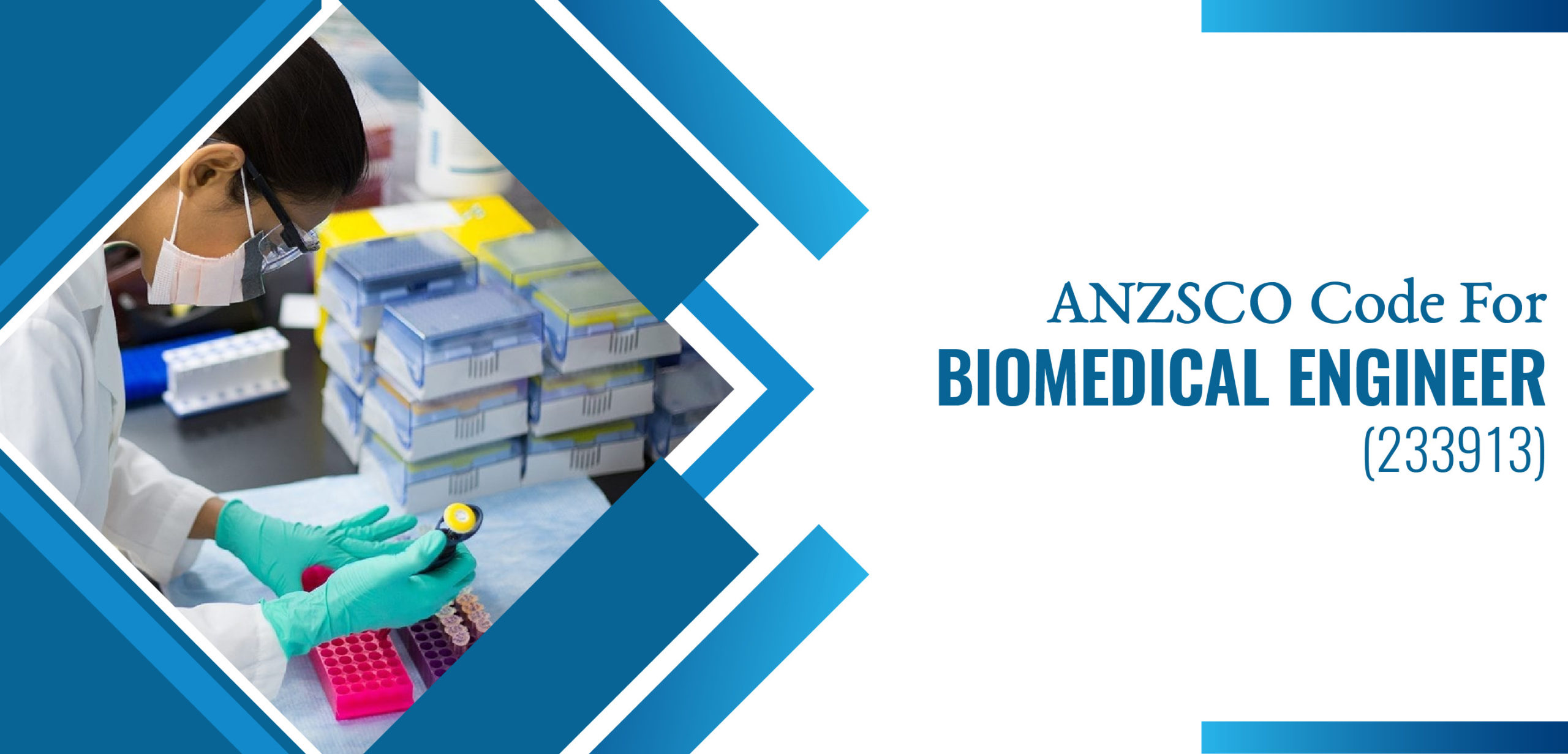 ANZSCO Code for Biomedical Engineer