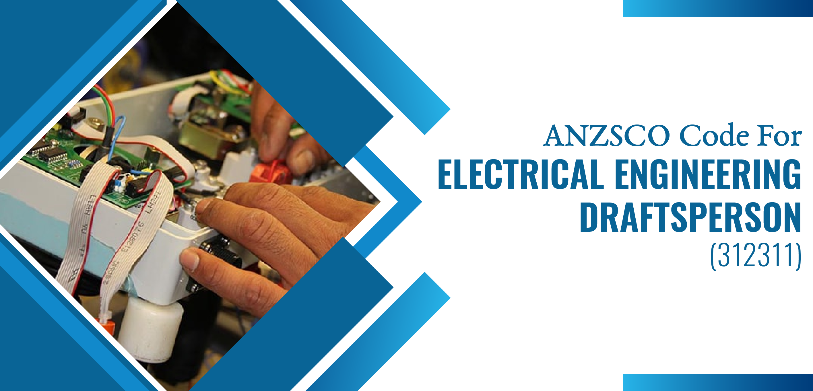 Electrical Engineering Draftsperson ANZSCO