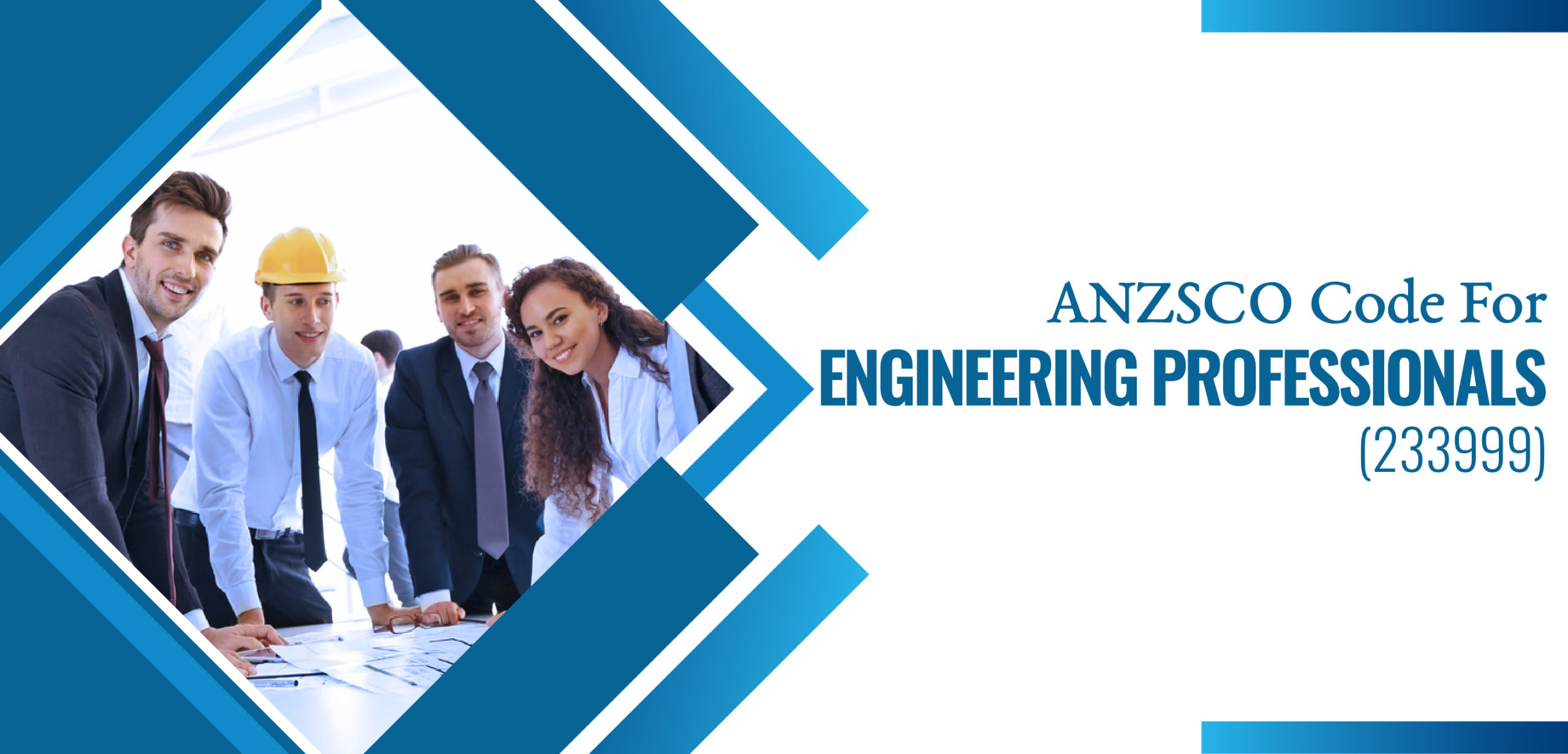 ANZSCO Code for Engineering Professionals