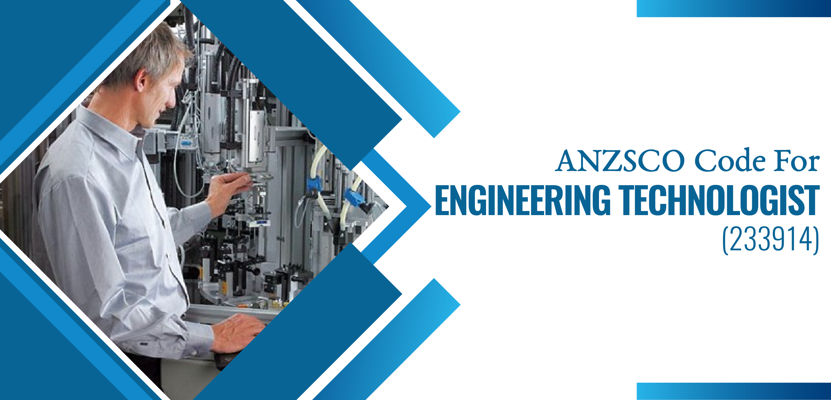 ANZSCO Code for Engineering Technologist