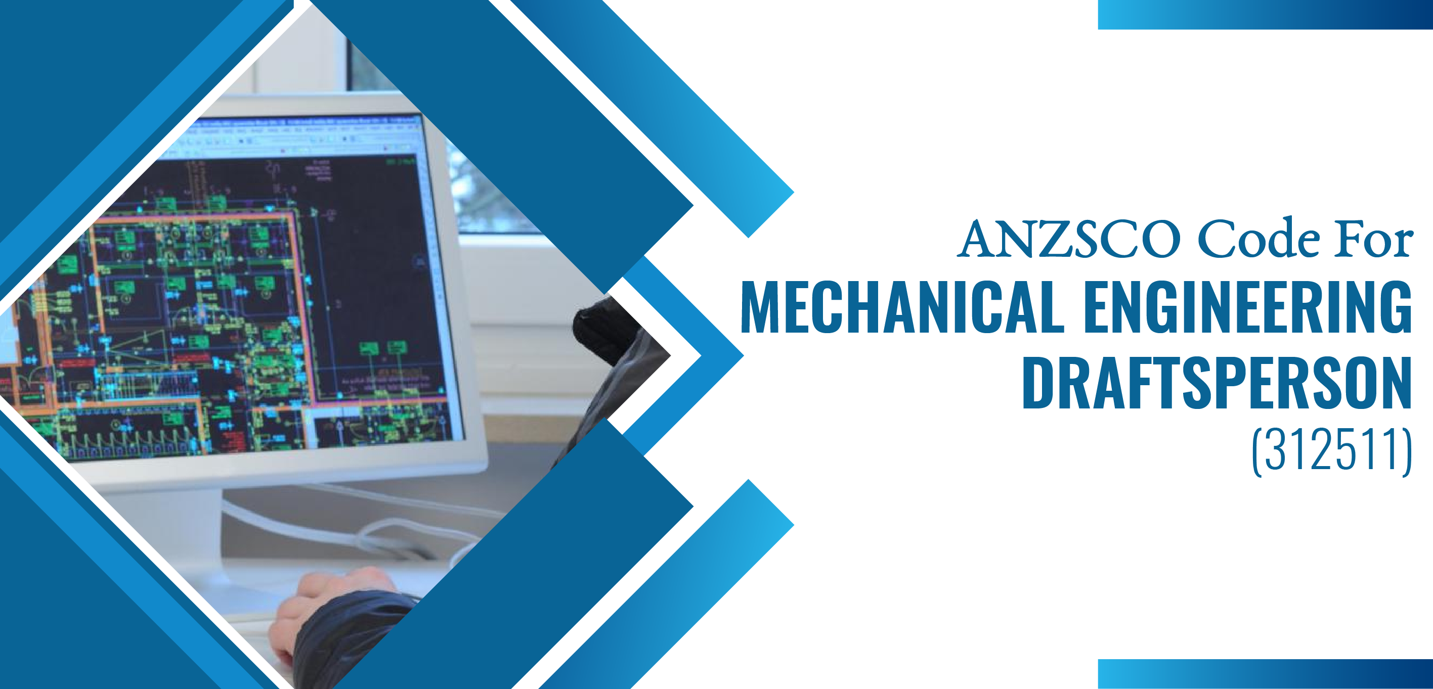 Mechanical Engineering Draftsperson ANZSCO