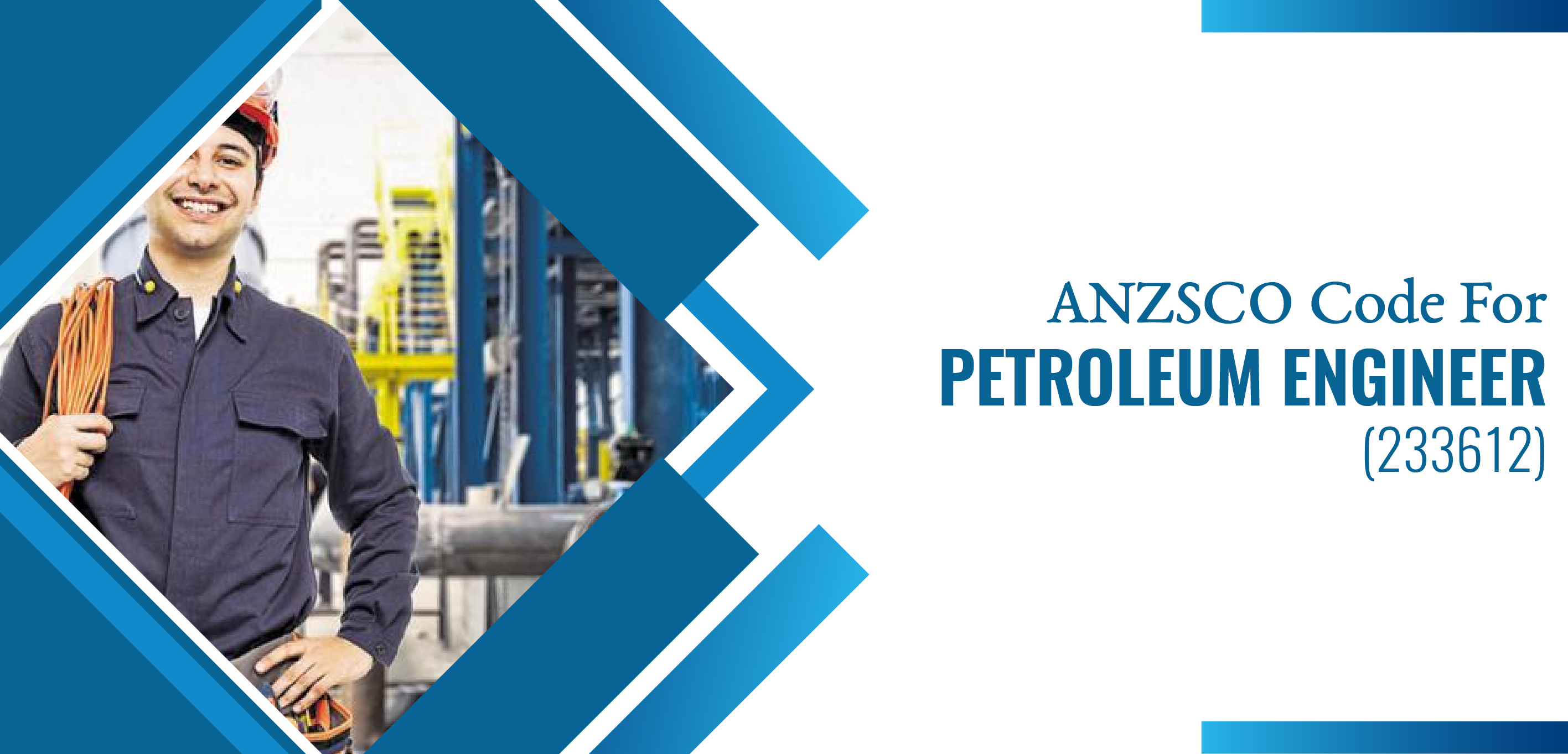 ANZSCO Code for Petroleum Engineer