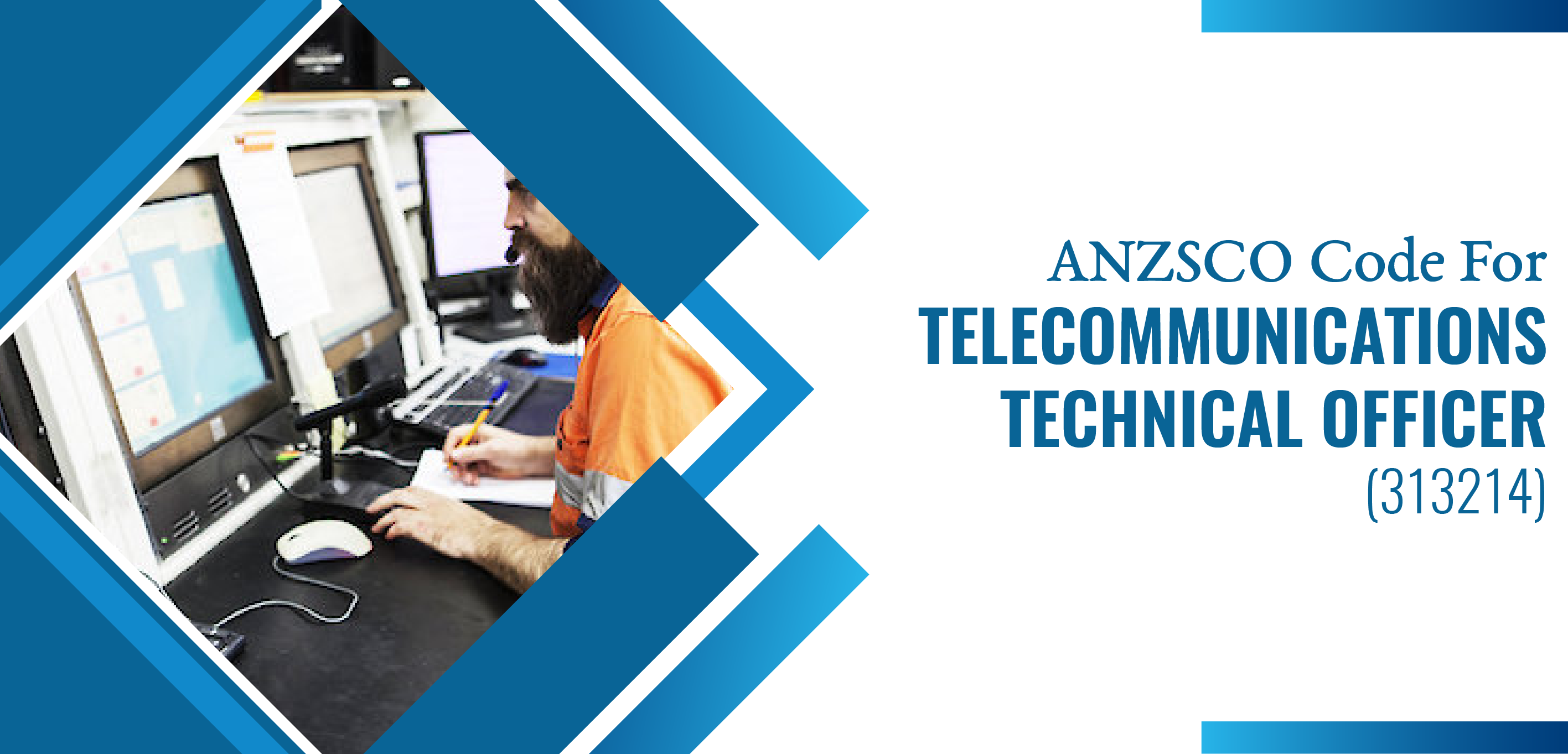 Telecommunications Technical Officer ANZSCO