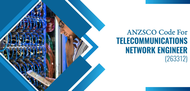 Telecommunications Network Engineer