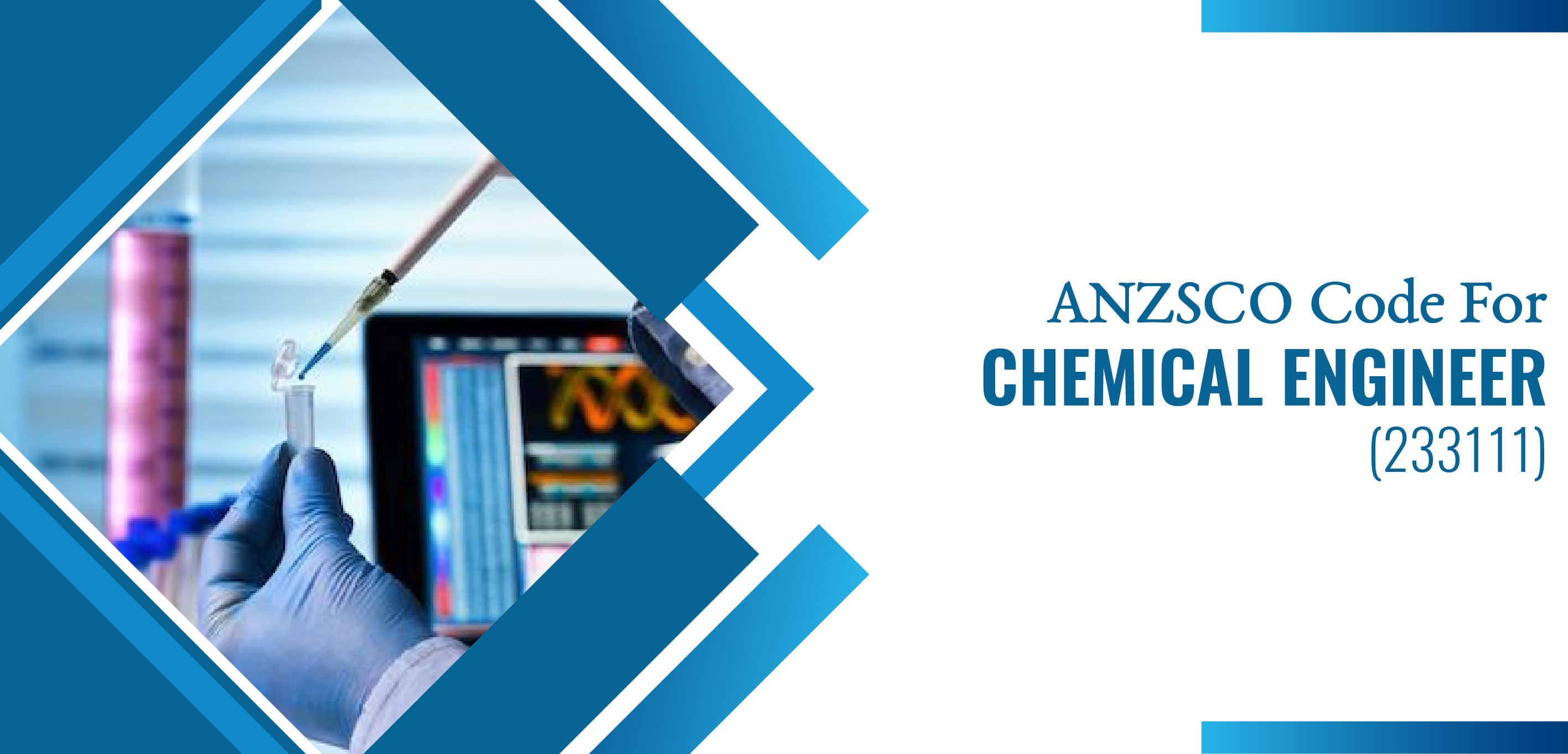 ANZSCO Code for Chemical Engineer