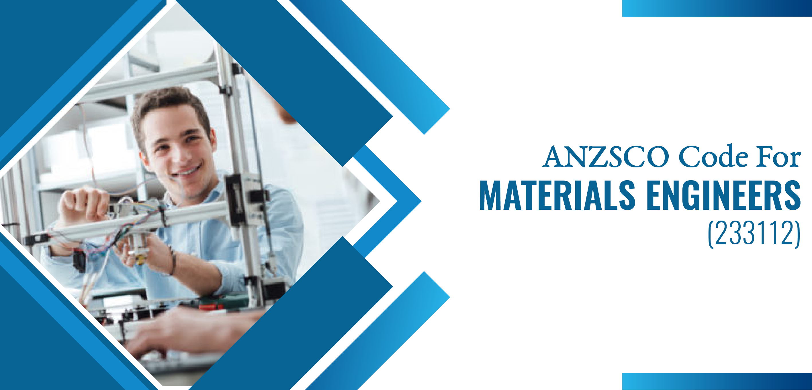 ANZSCO Code for Material Engineer