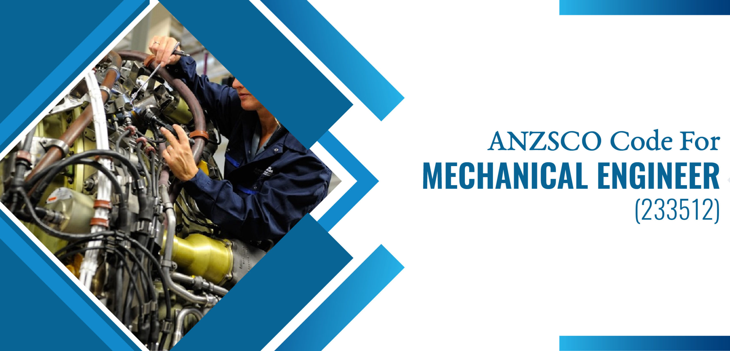 ANZSCO Code for Mechanical Engineer