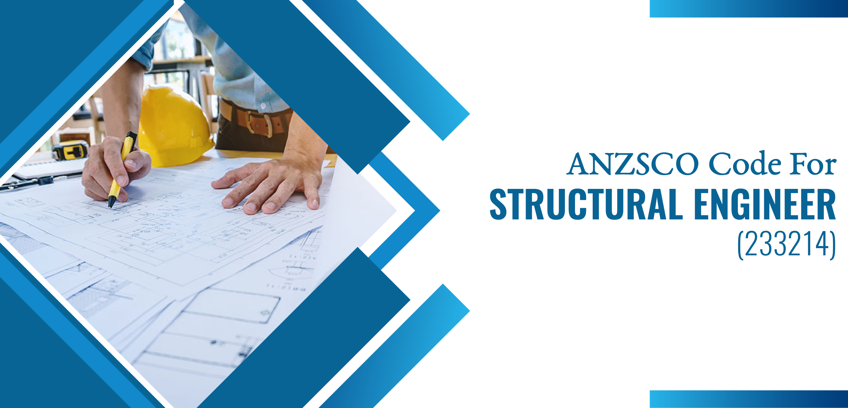 ANZSCO Code for Structural Engineer