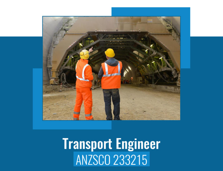 ANZSCO code for Transport Engineer