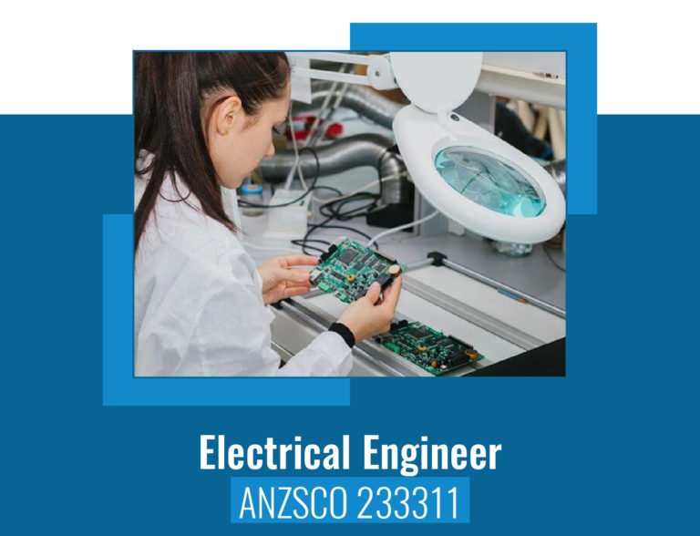 ANZSCO codes for Electrical Engineer