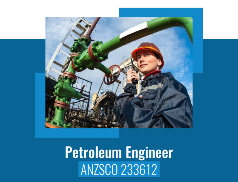 Petroleum Engineer
