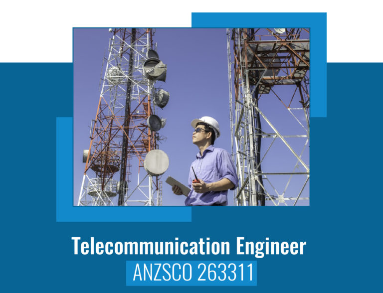 Telecommunication Engineer
