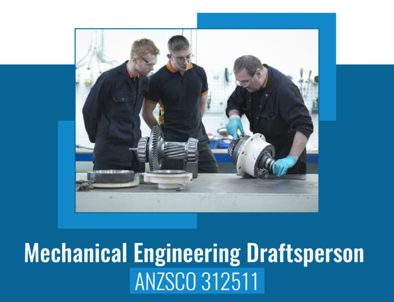 Mechanical Engineering Draftsperson