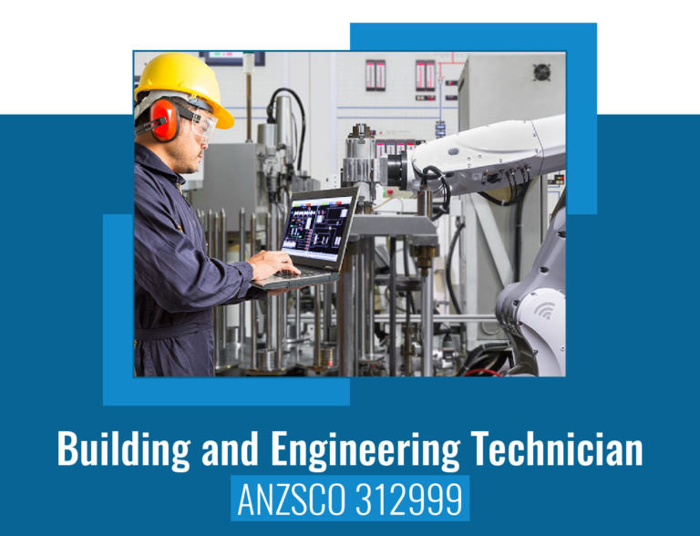 Building and Engineering Technician