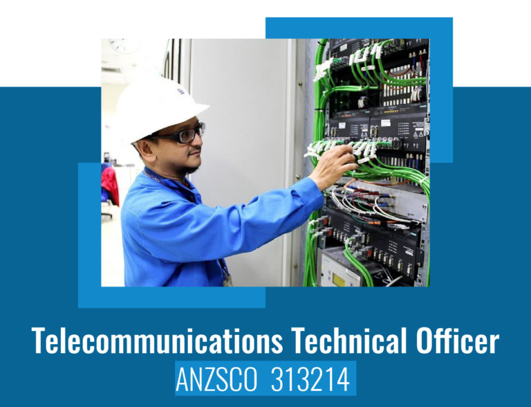 Telecommunications Technical Officer