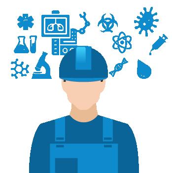 Biomedical Engineer icon