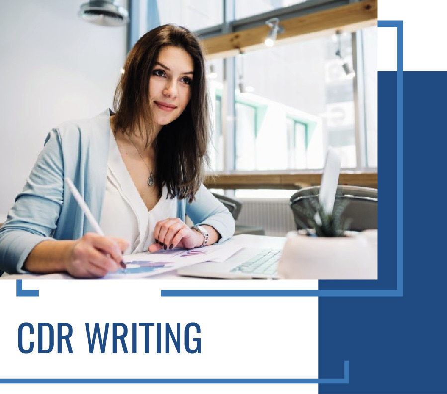 CDR Services - CDR Writing