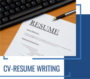 CDR Services - CV-Resume Writing