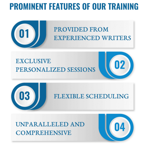 prominent features of our training